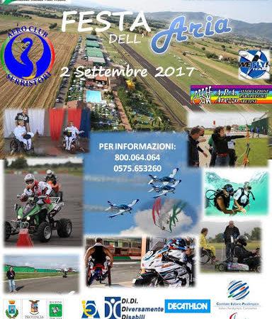 Festa aria settembre 2017